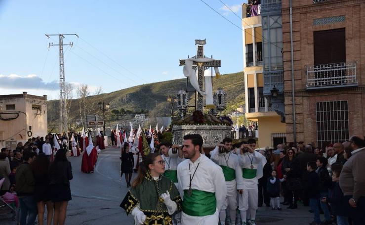 Jueves Santo: Jesús Preso y Nuestra Señora de los Dolores