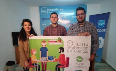 Nuevas Generaciones del PP pone en marcha su Oficina de Atención a la Juventud en Loja
