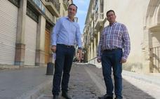 El PSOE plantea una batería de iniciativas para mejorar la accesibilidad y estética del casco histórico de Loja