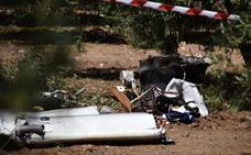 Aviación Civil investiga el accidente mortal del ultraligero que ha caído en Loja