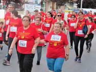 V Marcha Solidaria contra el Cáncer en Loja