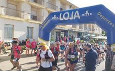 Arranca en Loja la X 'Al Andalus Ultimate Trail', con 230 duros kilómetros y cinco etapas
