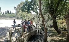 El Ayuntamiento lojeño prepara Riofrío para el esperado regreso de la trucha