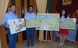 Turismo de Loja repartirá un nuevo callejero artístico de estilo Naif