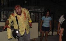 Más de 200 'zombies' en el 'I Apocalipsis' de Montefrío