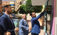 La Junta destina 70.000 euros a los nuevos 'tótems' interactivos del Centro Comercial Abierto de Loja