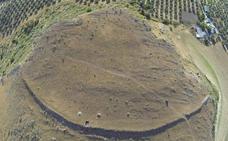 El poblado prehistórico de Villavieja, en Fuentes de Cesna, más cerca de su puesta en valor