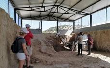 Una nueva intervención recuperará y protegerá los mosaicos de la Villa Romana de Salar