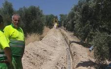 El Ayuntamiento de Loja utilizará provisionalmente un depósito alternativo para abastecer de agua a La Fábrica