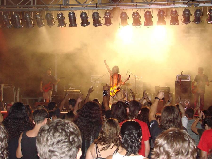 Rock y heavy metal, este sábado en el 'Rockenfrío' de Montefrío