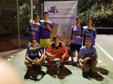 Más de 250 futbolistas participan en el VI Torneo de Fútbol 5 de los Patos en Huétor Tájar