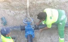 La Fábrica vuelve a tener agua siete días después, aunque con un depósito provisional