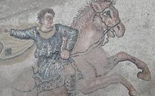 Los mosaicos de caza de Salar sitúan a su villa como referente romano en Granada