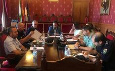 El alcalde lojeño reclama a la Subdelegación más Guardia Civil para la ciudad