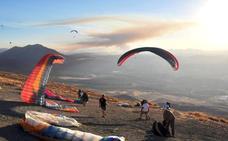 La XVI Concentración de Vuelo Libre de Loja llega con acrobacias y pilotos de alto nivel
