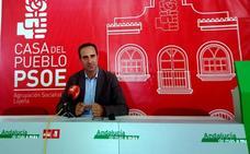 El PSOE impulsa el plan 'Loja empieza contigo' para convertir a la ciudad en referente de la provincia