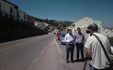 El Ayuntamiento lojeño renovará el pavimento de la Avenida de Andalucía