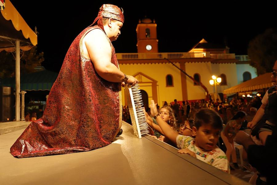 Fin de semana medieval en Huétor Tájar