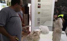 La Villa de Salar expone su Venus Púdica, la última 'joya' de su rico yacimiento romano