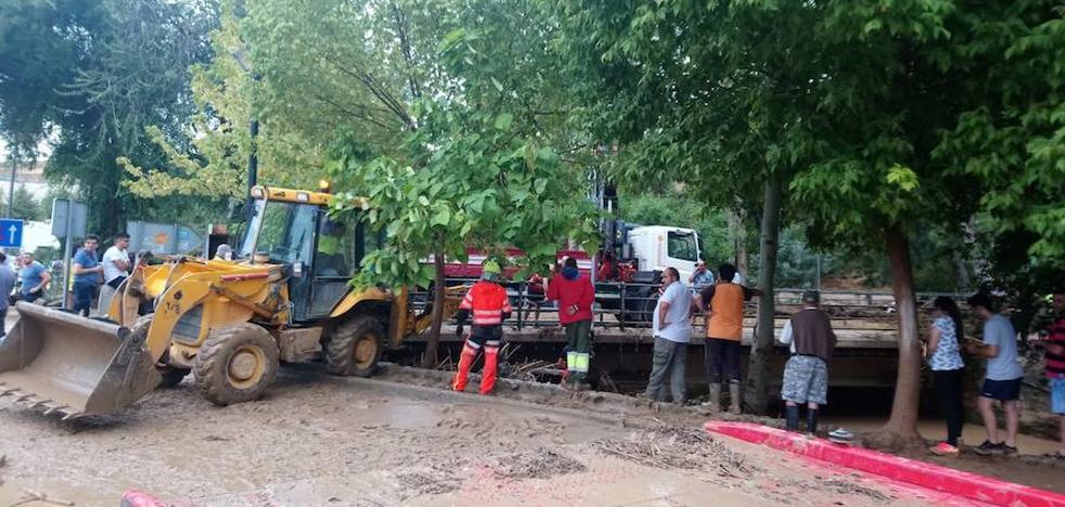 La piscifactoría de Caviar Riofrío 'desaparece' con la riada