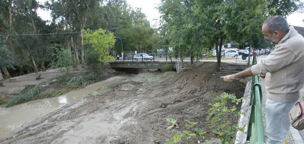 Una riada arrasó la piscifactoría de Riofrío en 2007