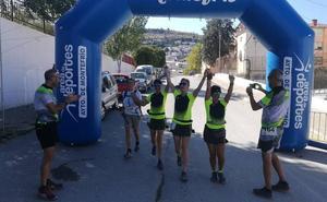 Montefrío recauda 4.500 euros contra el cáncer en unas jornadas deportivas