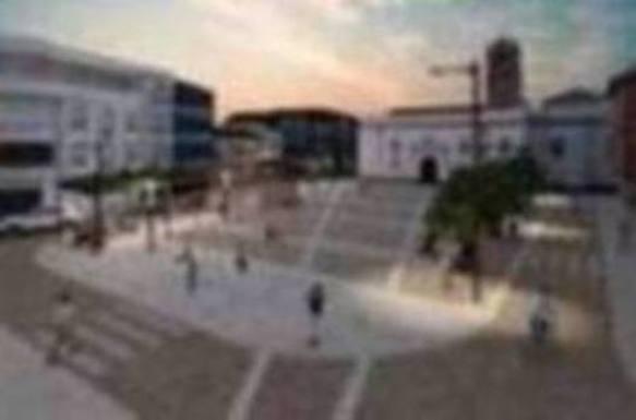 La plaza de Andalucía de Huétor Tájar será semipeatonal