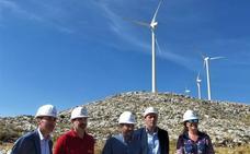 Cumplen quince años los parques eólicos lojeños, los primeros que hubo en la provincia