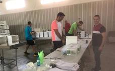 Montefrío acoge uno de los concursos de agapornis más importantes del mundo
