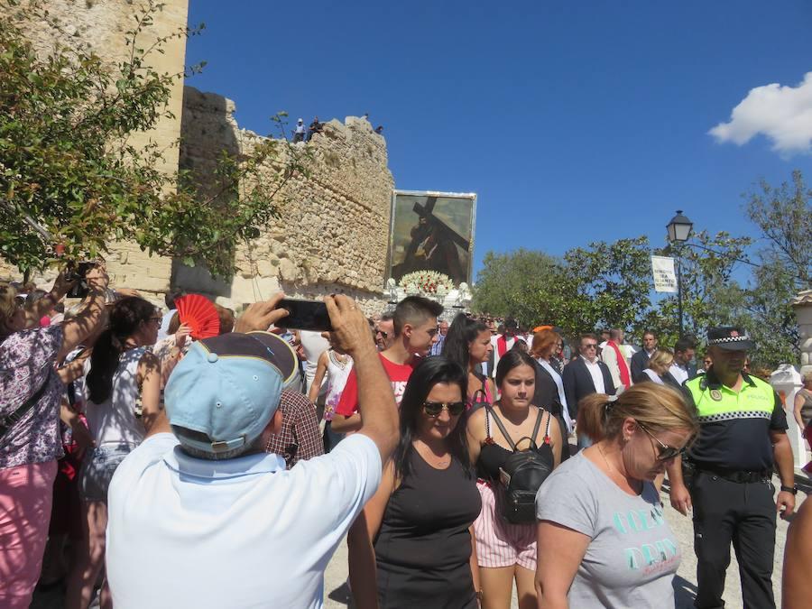 Devoción en la centenaria romería de Moclín