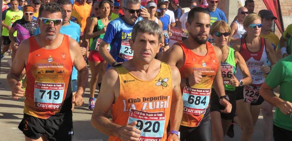 Más de 700 corredores participan en la Prueba de Fondo  Villa Romana de  Salar  df6b634c10