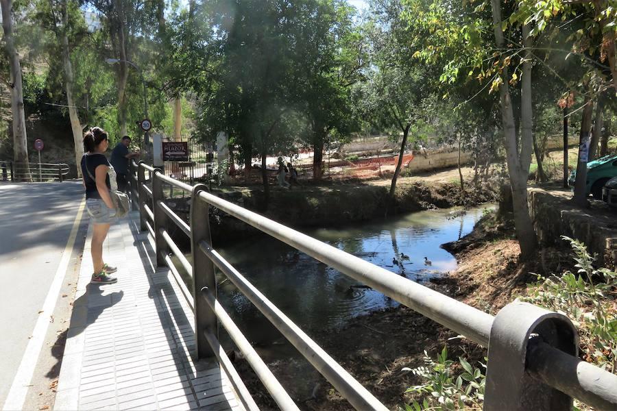 Así está Riofrío después de la riada