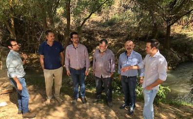 El gobierno lojeño reclama «un plan especial» para evitar riadas como las que afectaron a Riofrío y Santa Bárbara