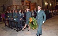 La Guardia Civil lojeña reconoce un año más el trabajo de sus agentes