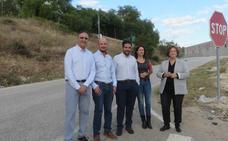El PP denuncia que la Junta reduce «a la mitad» el presupuesto de la carretera de Ventorros, aún sin comenzar