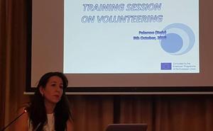 Moraleda destaca en un foro internacional con un proyecto de voluntariado en la administración