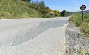 La Junta contrata las obras de la carretera de Ventorros de San José, reivindicadas desde hace más de una década