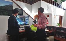 Casi 100 cámaras servirán para mejorar la movilidad y seguridad en Loja