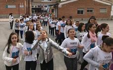 Los escolares del colegio Padre Manjón recaudan más de 600 euros para investigar contra la leucemia