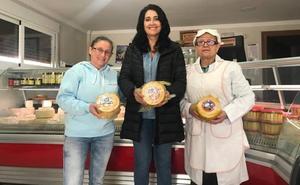 El queso de Montefrío gana una nueva medalla en el concurso más importante del mundo