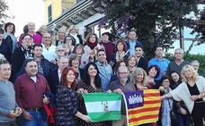 De Montefrío a Mallorca vía Facebook