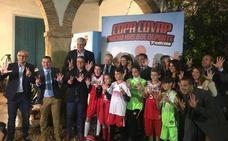 Huétor Tájar acogerá en 2019 la fase provincial de la VII Copa Covap