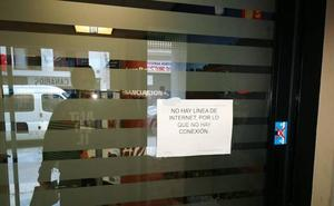 Los cortes de Internet y teléfono fijo, constantes el último mes en Montefrío