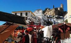 IV Mercado Medieval de Montefrío