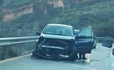 Loja despide 2018 con un accidente sin heridos y una mujer trasladada al PTS al sentirse indispuesta mientras conducía