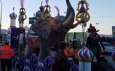 Los Reyes Magos reparten ilusión en Huétor Tájar y Montefrío