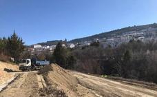 Montefrío tendrá su primer parque temático infantil, con un barco de más de 15 metros