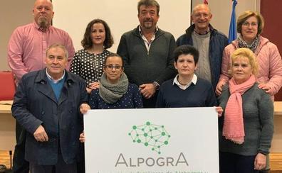 Nace Alpogra, la primera asociación de familiares de enfermos de Alzheimer en el Poniente granadino