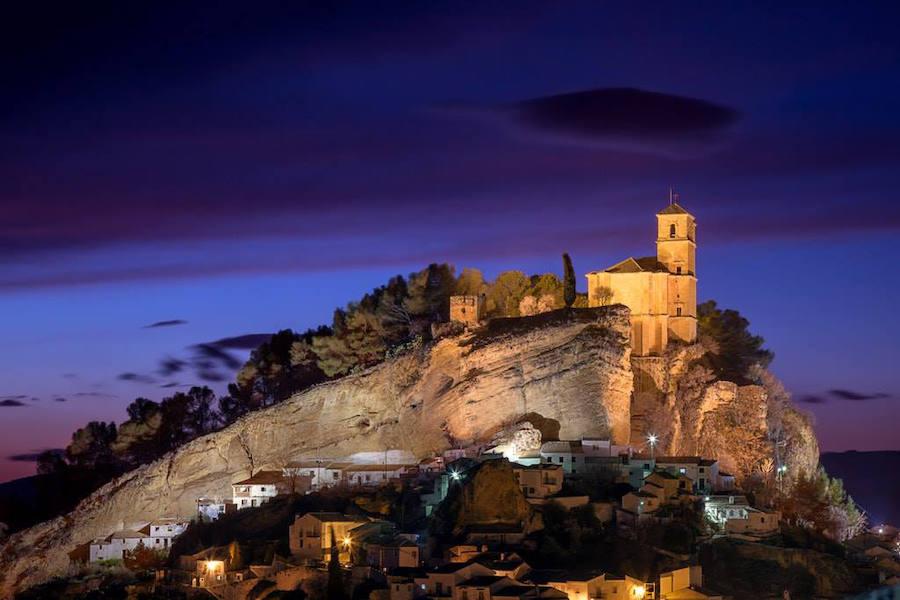 La Junta de Andalucía declara el paisaje de Montefrío de Interés Cultural