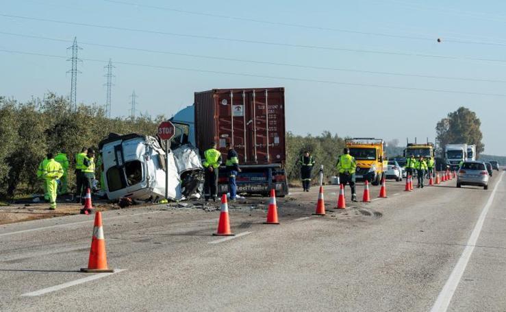 Así ha sido el accidente en el que han muerto 5 trabajadores del Ave en Loja
